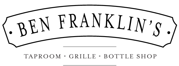 Go To Ben Franklin's Taproom, Grille & Bottle Shop Home Page